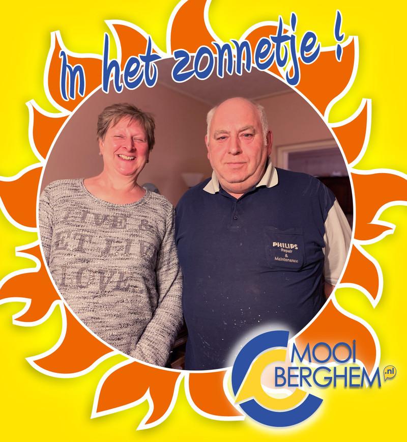 Mooiberghemnl In Het Zonnetje Jos En Lia Van De Wetering