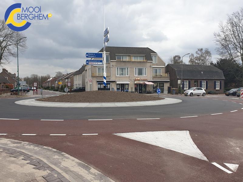 Mooiberghem Nl Rotonde Berghem Opnieuw Helemaal Afgesloten 1 April Grap
